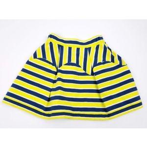 Anthropologie Skirts - Anthropologie Dare To Dream Nimbin Stripe Skirt L
